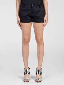 SHORT-CALVIN-KLEIN-JEANS-STRETCH-PRETO