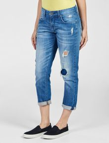 CALCA-JEANS-CALVIN-KLEIN-JEANS-FIVE-POCKETS-GIRLFRIEND-AZUL-MEDIO
