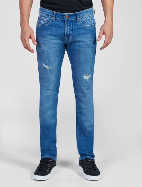 CALCA-JEANS-BODY-CALVIN-KLEIN-JEANS-FIVE-POCKETS-AZUL-MEDIO