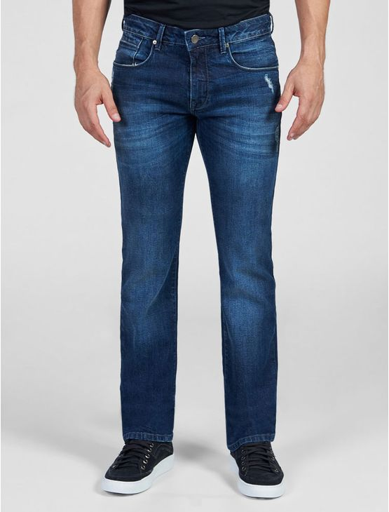 CALCA-JEANS-CALVIN-KLEIN-JEANS-FIVE-POCKETS-SLIM-STRAIGHT-MARINHO