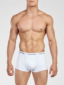 KIT-3-CUECAS-CALVIN-KLEIN-UNDERWEAR-LOW-RISE-TRUNK-BRANCA