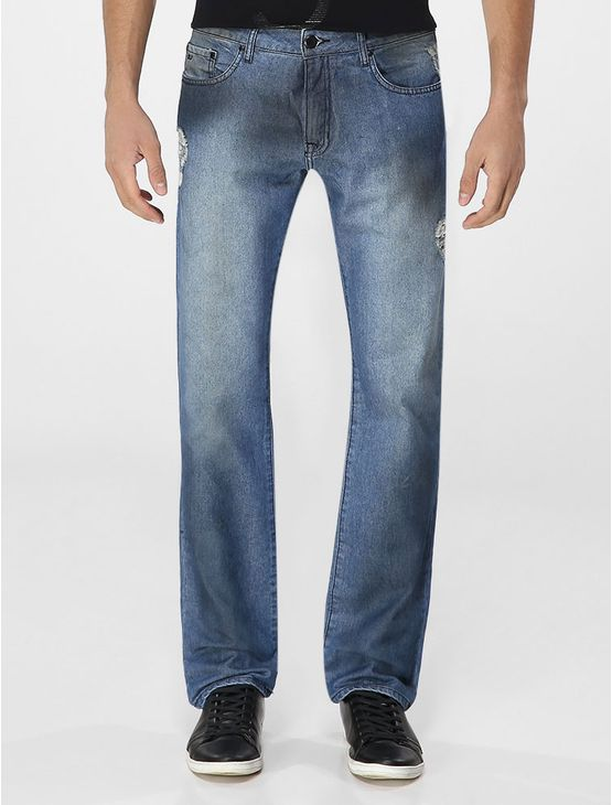 CALCA-CALVIN-KLEIN-JEANS-FIVE-POCKETS-SLIM-STRAIGHT-AZUL-CLARO
