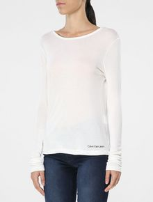 BLUSA-CALVIN-KLEIN-JEANS-DECOTE-COSTAS-DEGRADE-OFF-WHITE