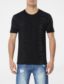 CAMISETA-CALVIN-KLEIN-JEANS-ESTAMPA-LATERAL-PRETO