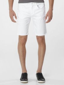 BERMUDA-COLOR-CALVIN-KLEIN-JEANS-FIVE-POCKETS-BRANCO