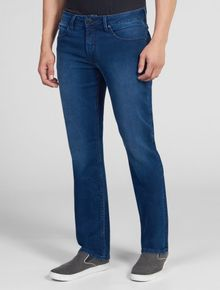CALCA-CALVIN-KLEIN-JEANS-5-POCKETS-RELAXED-STRAIGHT-MARINHO
