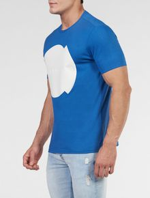 CAMISETA-CALVIN-KLEIN-JEANS-ESTAMPA-CIRCLE-AZUL-ROYAL