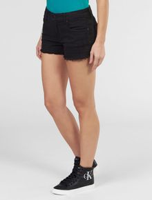 SHORTS-COLOR-CALVIN-KLEIN-JEANS-FIVE-POCKETS-PRETO