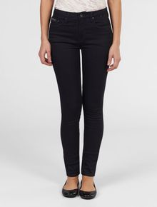CALCA-CALVIN-KLEIN-JEANS-FIVE-POCKETS-JEGGING-HIGH-PRETO