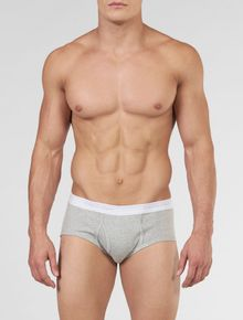 KIT-3-CUECAS-BRIEF-CALVIN-KLEIN-UNDERWEAR-GREY-HEATHER