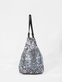 SHOPPING-BAG-CALVIN-KLEIN-JEANS-INFINITE-CIRCLE-PRINT-MENTA-CLARO