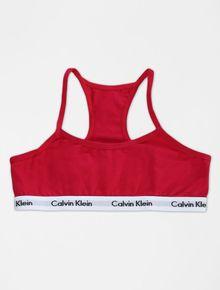 TOP-CALVIN-KLEIN-UNDERWEAR-DE-COTTON-INFANTIL-ROSA-PINK