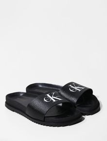 BIRKEN-CALVIN-KLEIN-JEANS-RE-ISSUE-LOGO-PRETO