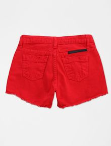 SHORTS-INFANTIL-CALVIN-KLEIN-JEANS-COLOR-FIVE-POCKETS-MELANCIA