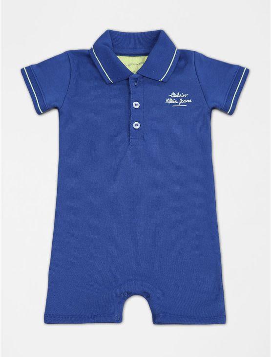 MACACAO-POLO-INFANTIL-CALVIN-KLEIN-JEANS-LOGO-AZUL-ROYAL