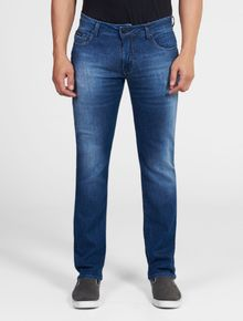 CALCA-CALVIN-KLEIN-JEANS-FIVE-POCKETS-RELAXED-STRAIGHT-AZUL-MEDIO