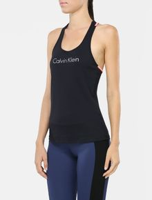 REGATA-CALVIN-KLEIN-ATHLETIC-ESTAMPA-LOGO-PRETO