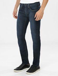 Calca-Calvin-Klein-Jeans-Skinny-Azul-Marinho