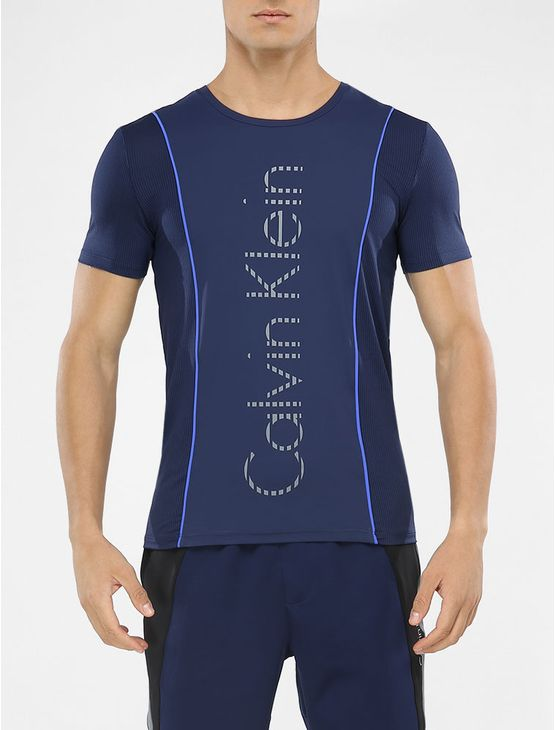 CAMISETA-CALVIN-KLEIN-ATHLETIC-RECORTES-E-VIVO-MARINHO