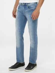 CALCA-CALVIN-KLEIN-JEANS-FIVE-POCKETS-SLIM-STRAIGHT-LAVANDA