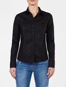 Camisa-Calvin-Klein-Jeans-Basica-Preto