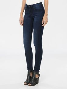CALCA-CALVIN-KLEIN-JEANS-FIVE-POCKETS-JEGGING-AZUL-ESCURO