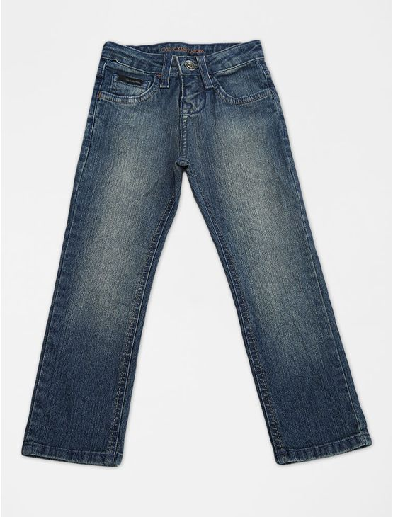 CALCA-JEANS-INFANTIL-CALVIN-KLEIN-JEANS-FIVE-POCKETS-STRAIGHT-AZUL-MEDIO