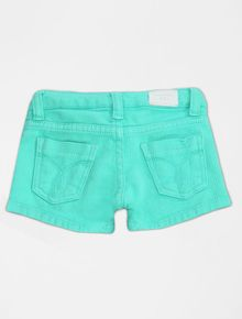SHORTS-COLOR-INFANTIL-FIVE-POCKETS-VERDE-MENTA