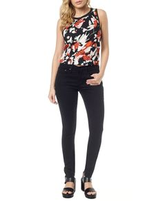 CALCA-JEGGING-CALVIN-KLEIN-JEANS-COORDENADO-POWER-STRETCH-PRETO