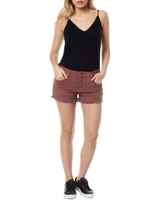SHORTS-COLOR-CALVIN-KLEIN-JEANS-FIVE-POCKETS-BLUSH