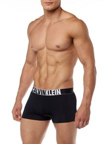 CUECA-LOW-RISE-TRUNK-CALVIN-KLEIN-UNDERWEAR-COTTON-ID-FASHION-PRETO