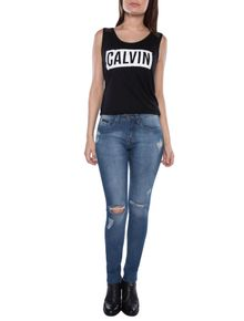CALCA-CALVIN-KLEIN-JEANS-FIVE-POCKETS-SUPER-SKI.-HIGH-AZUL-MEDIO