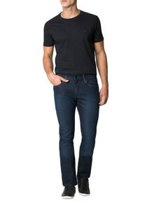 CALCA-CALVIN-KLEIN-JEANS-FIVE-POCKETS-RELAXED-STR.-BLUE-BLACK