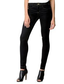 CALCA-JEANS-JEGGING-CALVIN-KLEIN-HIGH-BLACK-PRETO