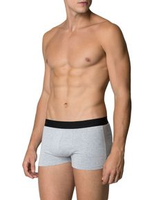 CUECA-TRUNK-CALVIN-KLEIN-UNDERWEAR-INFINITE-COTTON-MESCLA
