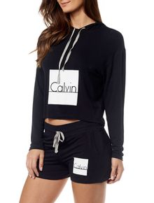 SHORT-VISCO-CALVIN-KLEIN-UNDERWEAR-LOUNGE-PRETO