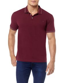 POLO-CALVIN-KLEIN-JEANS-ESTAMPA-LOGO-NO-PEITO-BORDO