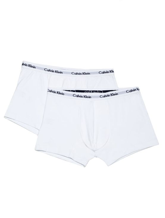 KIT-INFANTIL-2-CUECAS-CALVIN-KLEIN-UNDERWEAR-LOW-RISE-TRUNK-BRANCO