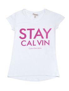 BLUSA-INFANTIL-CALVIN-KLEIN-JEANS-STAY-CALVIN-BRANCO
