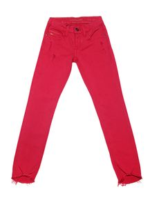 CALCA-COLOR-INFANTIL-CALVIN-KLEIN-JEANS-FIVE-POCKETS-SUPER-SKINNY-MELANCIA