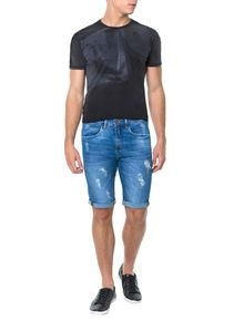 BERMUDA-COLOR-CALVIN-KLEIN-JEANS-FIVE-POCKETS-AZUL-MEDIO