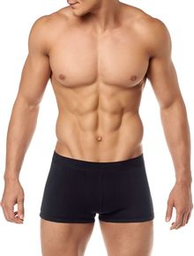 CUECA-TRUNK-CALVIN-KLEIN-UNDERWEAR-INFINITE-COTTON-PRETO