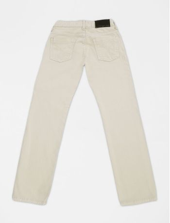 CALCA-INFANTIL-CALVIN-KLEIN-JEANS-COLOR-FIVE-POCKETS-SKINNY-CAQUI-CLARO