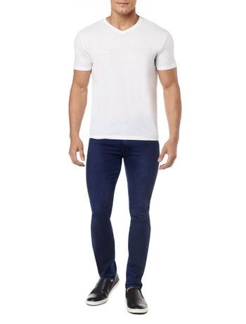 CAMISETA-REGULAR-CALVIN-KLEIN-COM-EMBOSSING-BRANCO