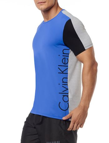 CAMISETA-ATHLETIC-CALVIN-KLEIN-SWIMWEAR-RECORTE-TELADO-AZUL-ROYAL