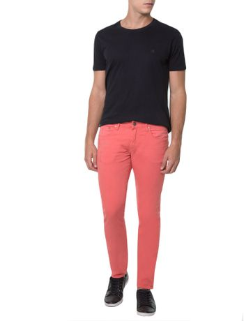 CALCA-COLOR-CALVIN-KLEIN-JEANS-FIVE-POCKETS-SKINNY-PAPAIA