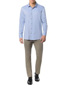 CAMISA-CALVIN-KLEIN-REGULAR-CANNES-AZUL-ROYAL