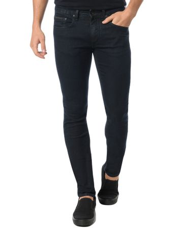 CALCA-CALVIN-KLEIN-JEANS-FIVE-POCKETS-SUPER-SKINNY-BLUE-BLACK
