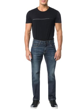 CALCA-CALVIN-KLEIN-JEANS-FIVE-POCKETS-STRAIGHT-AZUL-MARINHO