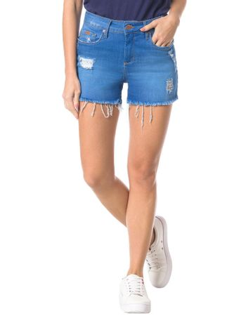 SHORTS-CALVIN-KLEIN-JEANS-FIVE-POCKETS-AZUL-ROYAL